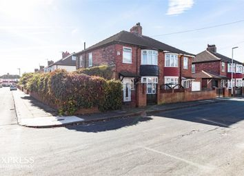 Thumbnail 3 bed semi-detached house for sale in Arncliffe Avenue, Stockton-On-Tees, Durham