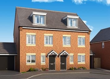 """Thumbnail 3 bedroom semi-detached house for sale in """"The Sycamore"""" at Palmer Road, Dipton, Stanley"""