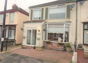 Thumbnail 3 bed semi-detached house for sale in Stratford Road, Liverpool