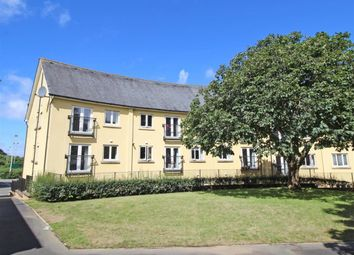 Thumbnail 2 bed flat for sale in Echo Crescent, Manadon Park, Plymouth