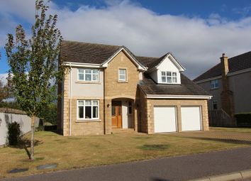Thumbnail 5 bed detached house for sale in 21 Slackbuie Way, Slackbuie, Inverness
