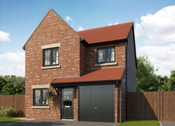 Thumbnail 3 bed semi-detached house for sale in Showfields, Haydon Bridge, Hexham, Northumberland