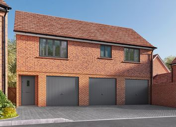 "Thumbnail 2 bedroom property for sale in ""The Mayflower"" at Wycke Hill, Maldon"