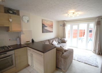 Thumbnail 1 bedroom semi-detached house for sale in Frenesi Crescent, Bury St Edmunds, Suffolk