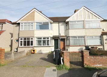 Thumbnail 3 bed terraced house for sale in Granville Avenue, Feltham, Middlesex