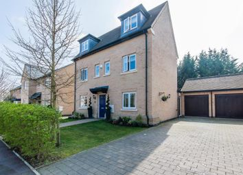 Thumbnail 6 bed detached house for sale in Orchard Close, Harston, Cambridge, Cambridgeshire