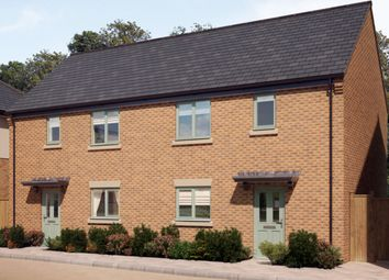 Thumbnail 3 bedroom link-detached house for sale in Off Ashby Street, Priors Hall, Weldon, Corby