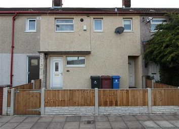 Thumbnail 3 bedroom terraced house for sale in Stratton Road, Kirkby, Liverpool