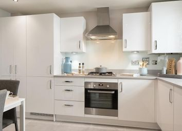"""Thumbnail 3 bedroom semi-detached house for sale in """"Barwick"""" at Stubby Lane, Cheddon Fitzpaine, Taunton"""