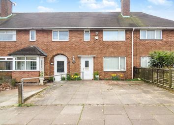 3 bed terraced house for sale in Hurst Lane, Shard End, Birmingham B34