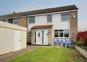 Thumbnail 3 bed terraced house for sale in Sandford Close, Bransholme, Hull