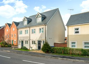 Thumbnail 3 bed semi-detached house for sale in Ramsbury Drive, Old Sarum, Salisbury, Wiltshire