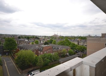 Thumbnail 3 bed flat for sale in Shoot Up Hill, London