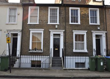 Thumbnail 4 bed terraced house to rent in Burgos Grove, London