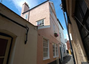 Thumbnail 3 bedroom terraced house for sale in The Mint, Exeter