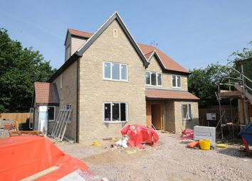 Thumbnail 5 bed detached house for sale in High Street, Oldland Common, Bristol