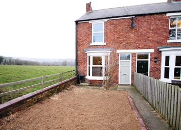 Thumbnail 2 bed end terrace house to rent in Alum Waters, New Brancepeth, Durham