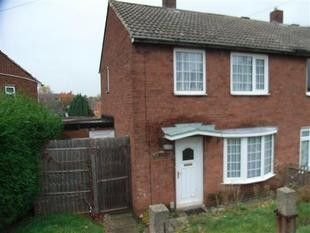 Thumbnail 2 bed terraced house to rent in Yew Tree Road, Rugeley