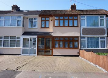 Thumbnail 3 bed terraced house for sale in Birch Crescent, Hornchurch