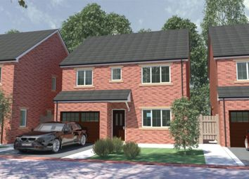 Thumbnail 4 bed detached house for sale in The Dorchester Ardsley Falls Common Lane, East Ardsley, Wakefield