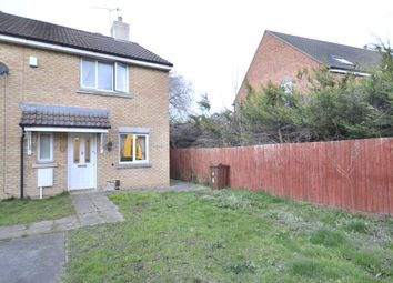 Thumbnail 3 bed end terrace house for sale in Haslemere Court, Brockworth, Gloucester