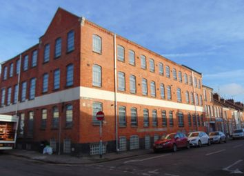 Thumbnail 1 bed flat for sale in Cowper Factory, Cowper Street, Northampton