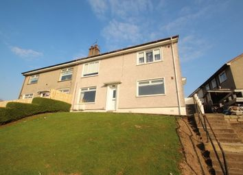 Thumbnail 2 bed flat to rent in Linn Crescent, Glenburn