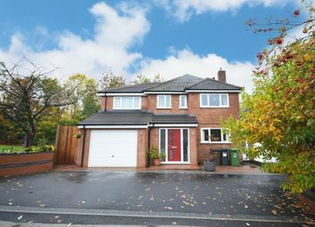 Thumbnail 5 bed detached house for sale in Neville Road, Shirley, Solihull