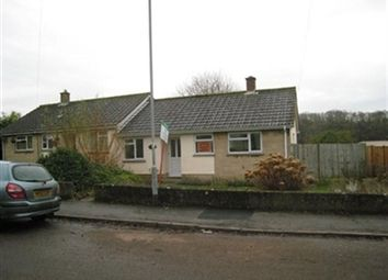 Thumbnail 2 bedroom bungalow to rent in Johnson Close, Wells
