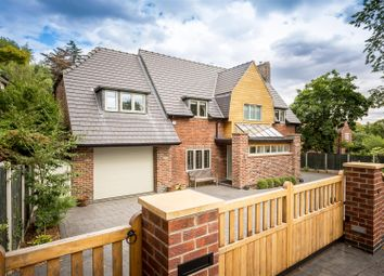 Thumbnail 5 bed detached house for sale in Broadway, Duffield, Belper