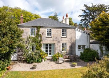Thumbnail 4 bed detached house for sale in Mount Pleasant, Lelant, St. Ives, Cornwall