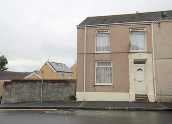 Thumbnail 2 bed end terrace house for sale in New Dock Road, Llanelli