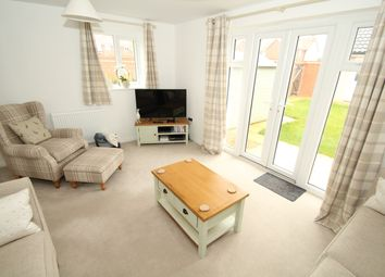 3 bed semi-detached house for sale in Brooke Way, Stowmarket, Suffolk IP14