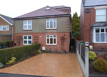 Thumbnail 3 bed semi-detached house to rent in Shortheath Road, Moira, Swadlincote