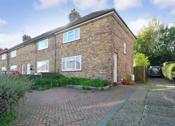 Thumbnail 2 bed semi-detached house for sale in Davis Avenue, Deal, Kent