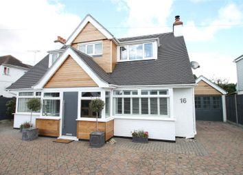 Thumbnail 4 bed detached bungalow for sale in Broadmark Avenue, Rustington, West Sussex