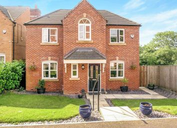 Thumbnail 4 bed detached house for sale in Hutchinson Close, Radcliffe, Manchester