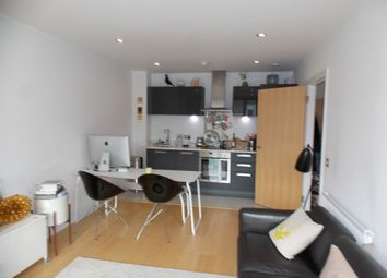 Thumbnail 1 bed flat to rent in Canal Wharf, 308 Kingsland Road, London