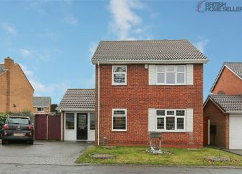 Thumbnail 5 bed detached house for sale in Hay Lane, Shirley, Solihull, West Midlands