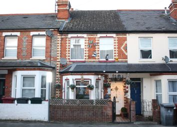 Thumbnail 3 bed terraced house for sale in Audley Street, Reading, Berkshire
