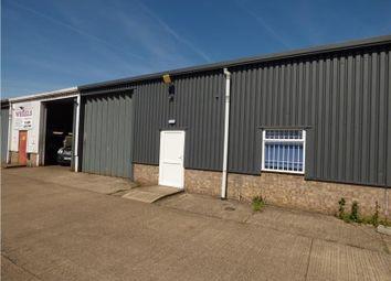 Thumbnail Light industrial to let in Unit 10, Stukeley Road, Huntingdon, Cambridgeshire