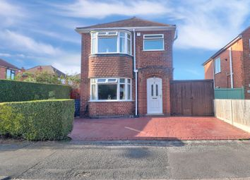 Thumbnail 3 bed detached house for sale in Woodlands Avenue, Shelton Lock, Derby