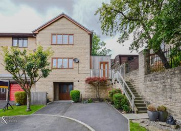 Thumbnail 3 bed town house for sale in Park Street East, Barrowford, Nelson