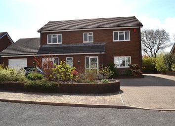 Thumbnail 4 bed detached house for sale in Llys Pendderi, Llanelli