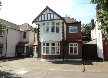 Thumbnail 4 bed link-detached house for sale in Rosedene Gardens, Gants Hill, Ilford