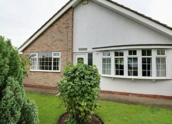 Thumbnail 2 bed detached bungalow for sale in Ings Lane, Hibaldstow, Brigg
