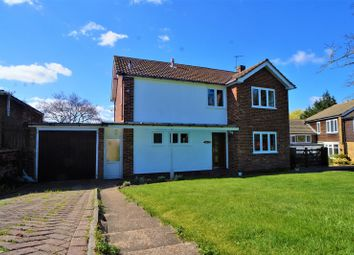 Thumbnail 4 bed detached house for sale in Hill Court, Rochester, Chattenden