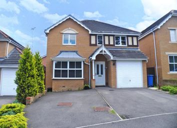 Thumbnail 4 bed detached house to rent in Babbage Way, Bracknell, Berkshire