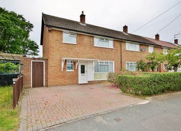 Thumbnail 3 bed end terrace house for sale in Hawthorn Road, Hook Heath, Woking