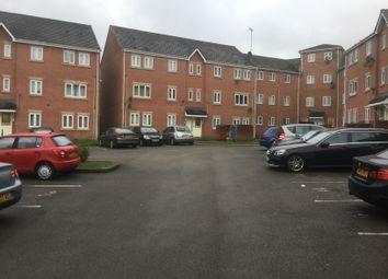 Thumbnail 2 bed flat to rent in Silchester Drive, Manchester